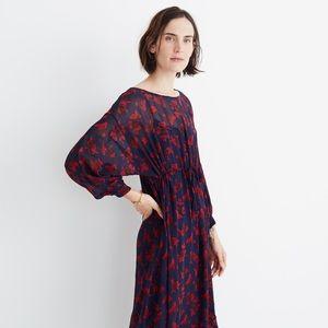Madewell x No. 6 silk dress